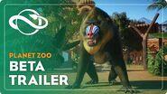 Planet Zoo Beta Trailer