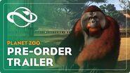 Planet Zoo Pre-Order Trailer