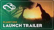 Planet Zoo Launch Trailer