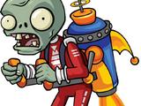 Zombie Jet-pack