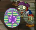 Anniversary Barrel Zombie