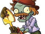 Zombie Excavateur