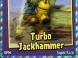 Marteau-piqueur Turbo
