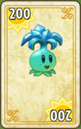 Ice Bloom endless zone card