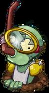 PvZH Snorkel Zombie HD