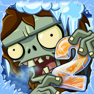 1Plants Vs. Zombies™ 2 It's About Time Square Icon (Versions 3.2.2)