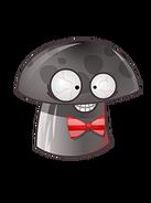 Temper mushroom costume