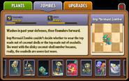 Imp Mermaid Zombie Description