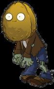 HD Wall-nut Zombie