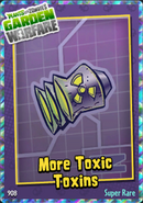 Dr. Toxic Upgrade