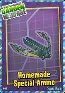 Sticker Homemade Special Ammo