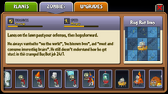 Bug Bot Imp Almanac Entry