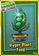 Hyper Plant Food Sticker