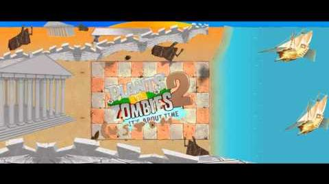 Plants vs Zombies 2 Custom Music - Ancient Greece Theme