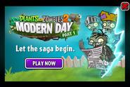 Newspaper Zombiea Ads