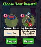 Choosing Imp Commander