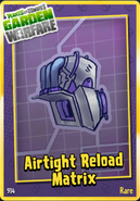 Airtight Reload Matrix Sticker
