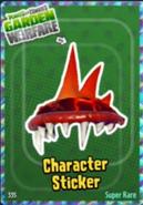 Count Chompula Sticker 5