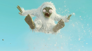 Zombie Yeti Jump