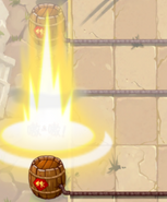 Powderkeg explosion