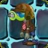 Gatling Pea Zombie2C