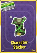 Sticker Super Commando