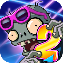 Plants Vs. Zombies 2 It's About Time Icon (Versions 3.9.1).png