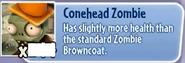 Conehead Zombie gw