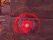 Sonar Shot Ability