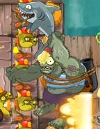 Bug with Shark and Pirate Gargantuar