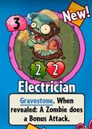 Electrician premium old