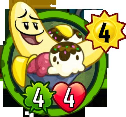 Раздваивающийся Банан