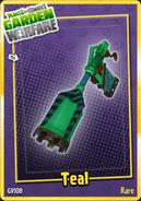 Teal Engineer Blaster