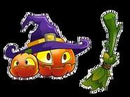 Pumpkin WitchHD