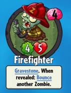 Firefighter Bought