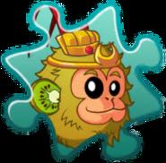 Kiwifruit Costume Puzzle Piece