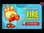Fire Peashooter Ad