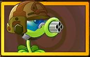 Gatling Pea Legendary Seed Packet