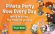 Piñata Party Now Every Day