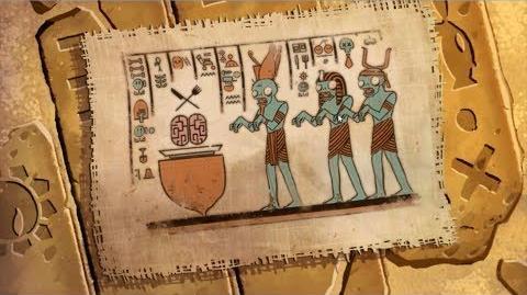 Память мумии