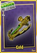 Sticker Weapon Z4 Crossbow Gold