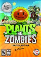 Plantsvs.ZombiesGOTYLimitedEditionSunflower