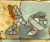 Mummy Zombie losing its head (PvZ2IAT)