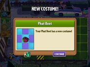 Getting Neon Beet's First Costume
