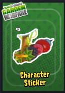 Sticker Berry Shooter3