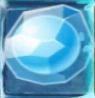 Freezed ball