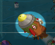 Rocket Zombie About