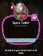 Space Cadet Old Stats