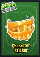 Citrus Sticker