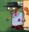 Easter Poncho ZombieChar